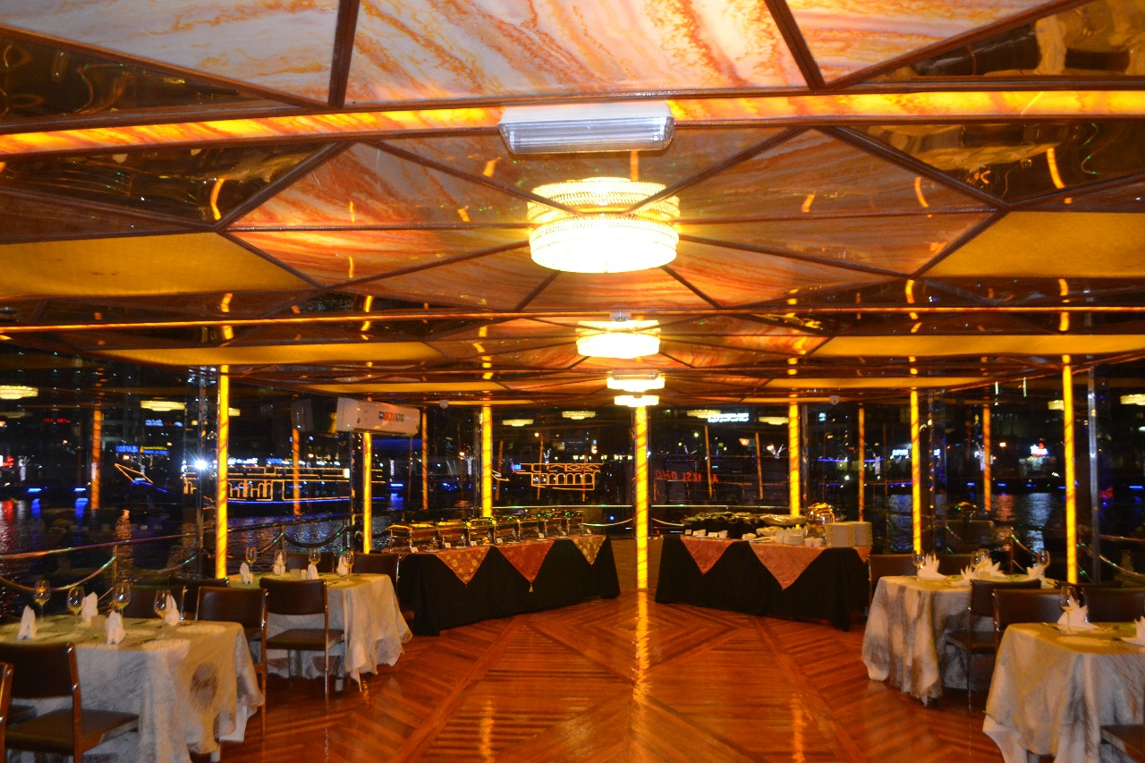Marina Dhow Cruise Lower Deck