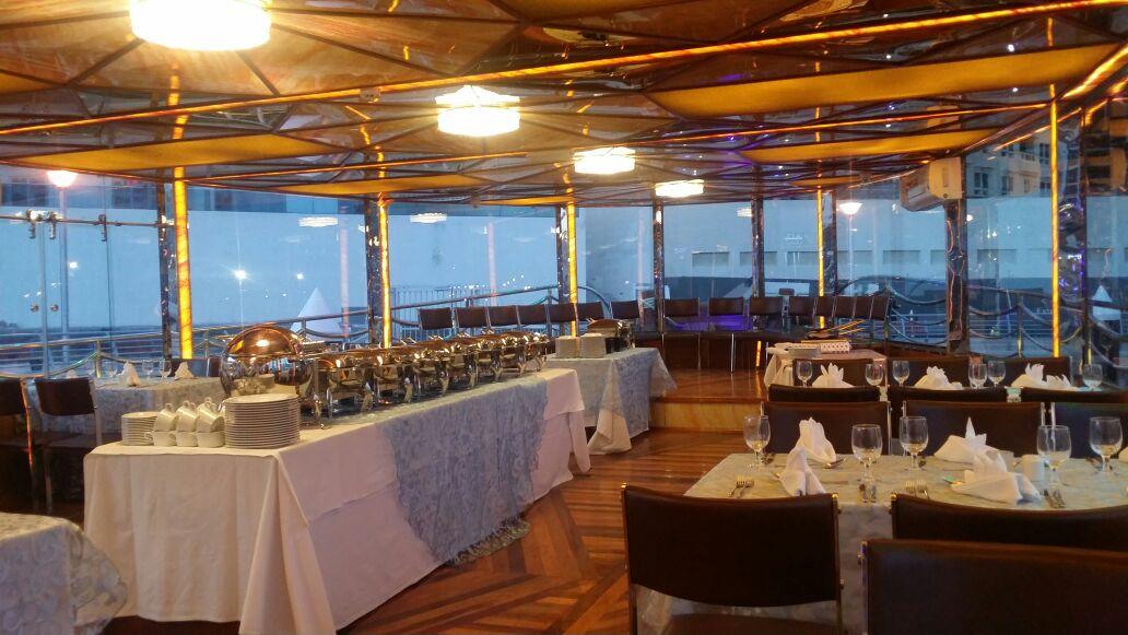 dhow cruise marina in dubai