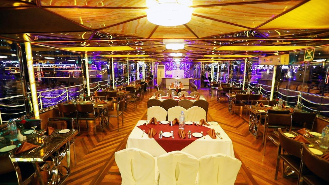 marina cruise in dubai