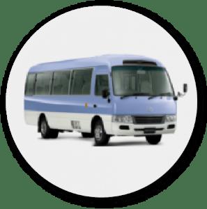 bus package desert safari