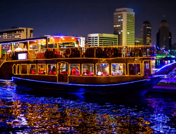 Dhow Cruise Homepage