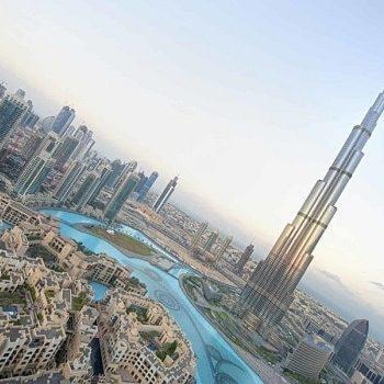Dubai City Tour - go dubai